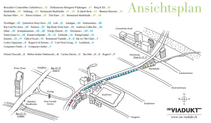 Viadukt Plan